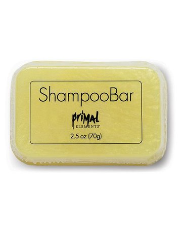 Primal Elements Shampoo Bar Tahitian Vanilla