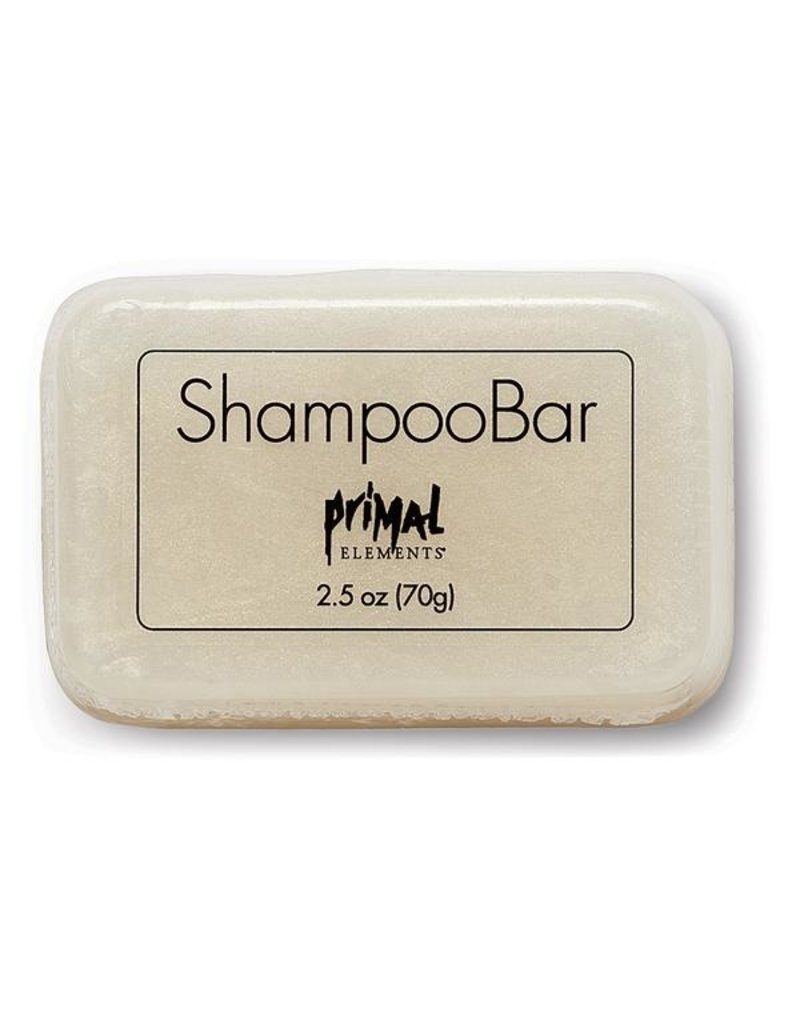 Primal Elements Shampoo Bar Honey Almond