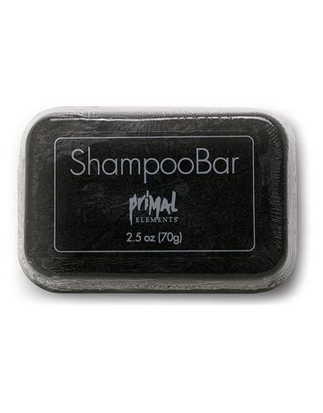 Primal Elements Shampoo Bar Bamboo Charcoal