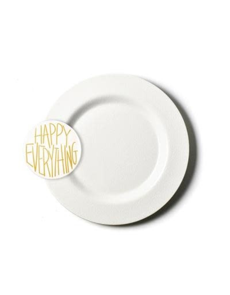 White Small Dot Big Entertaining Platter