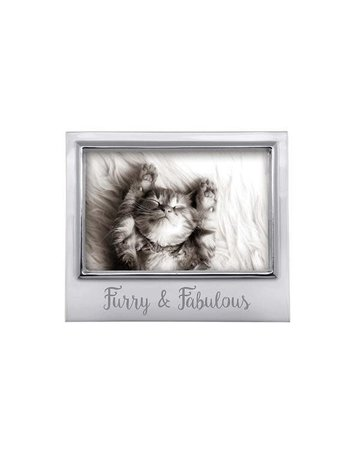 4300FF Furry & Fabulous Signature 4x6 Frame