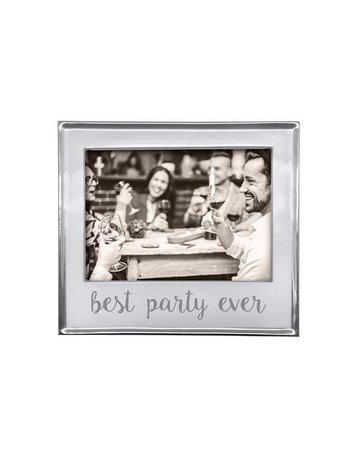 4400BP Best Party Ever Signature 4x6 Frame