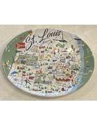 """16"""" Platter - St. Louis"""