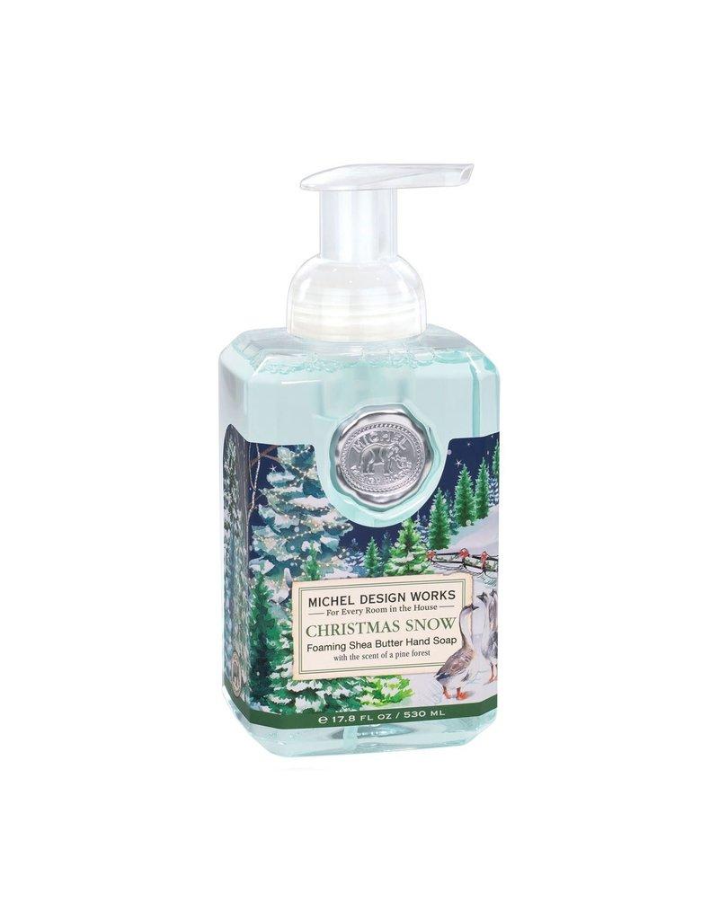 Christmas Snow Foam Hand Soap