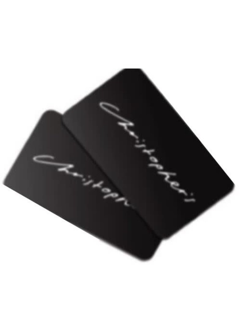 Gift Card to Purchase