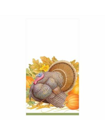 Thanksgiving Harvest Guest Towel