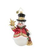 Star Struck Snowman Gem