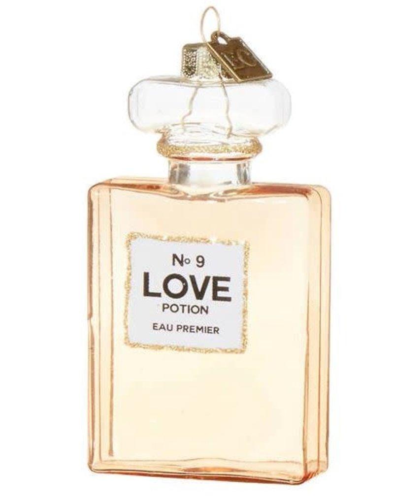 """3.5"""" Love Potion No. 9 Ornament"""