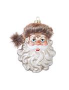 """5"""" Santa Ornament"""