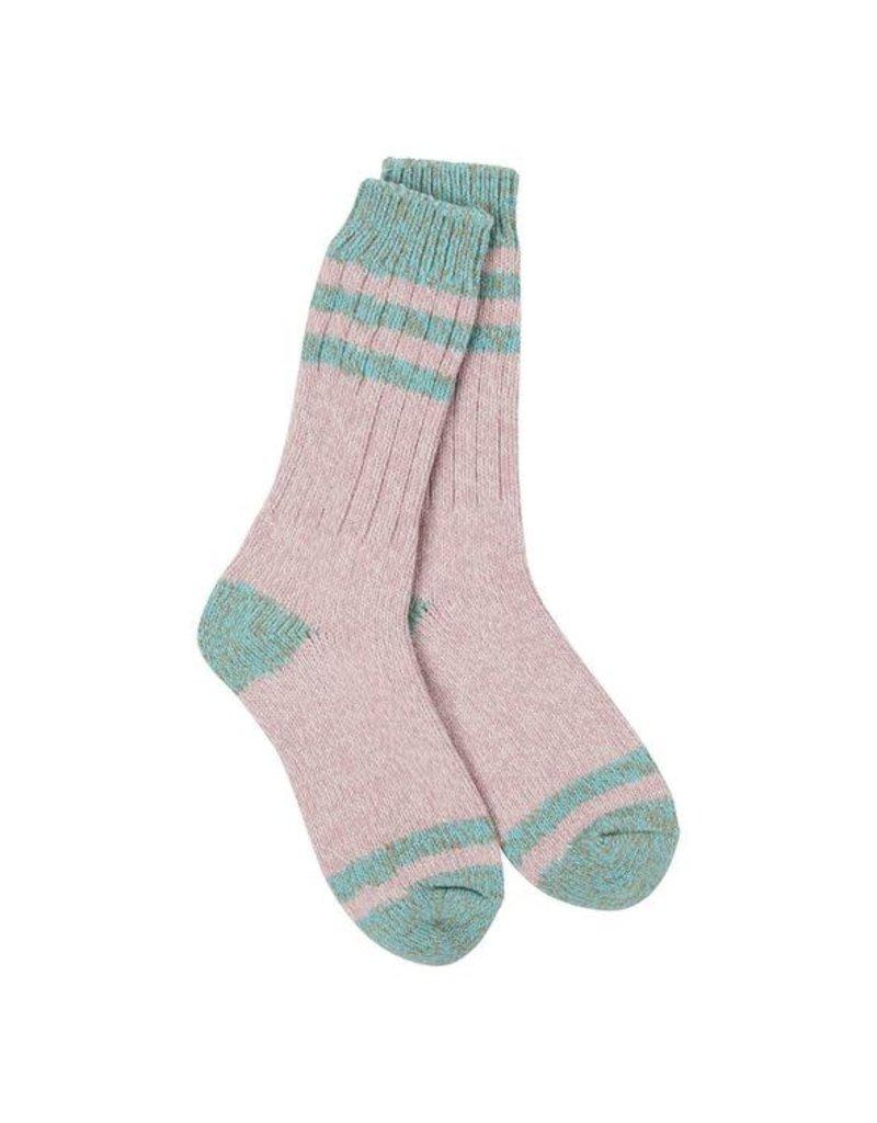 Blush Sock