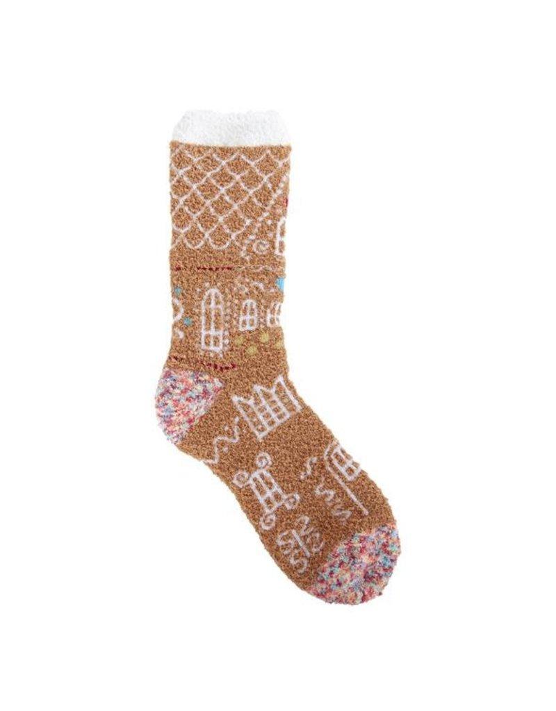 Gingerbread Sock