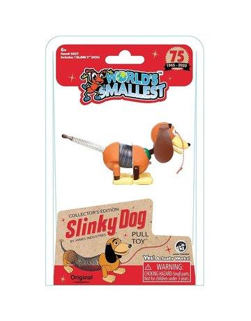 Super Impulse USA World's Smallest Slinky Dog