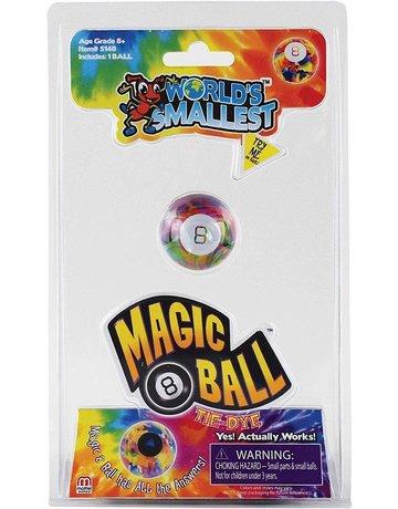 Super Impulse USA World's Smallest Tie Dye Magic 8 Ball