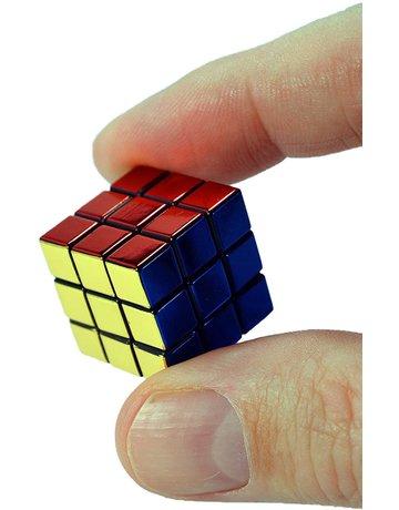 Super Impulse USA World's Smallest 40th Anniversary Metallic Rubik's