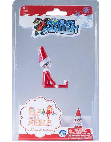 Super Impulse USA World's Smallest Elf On A Shelf
