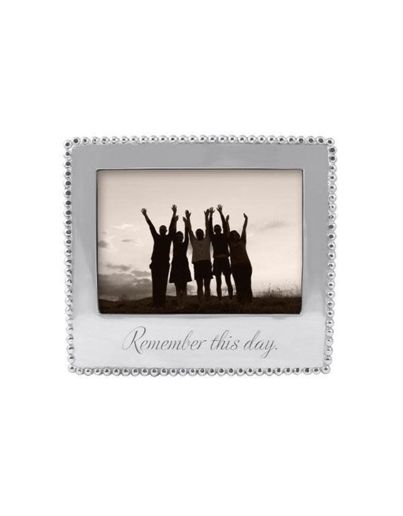 3911RD Remember This Day 5x7 Frame