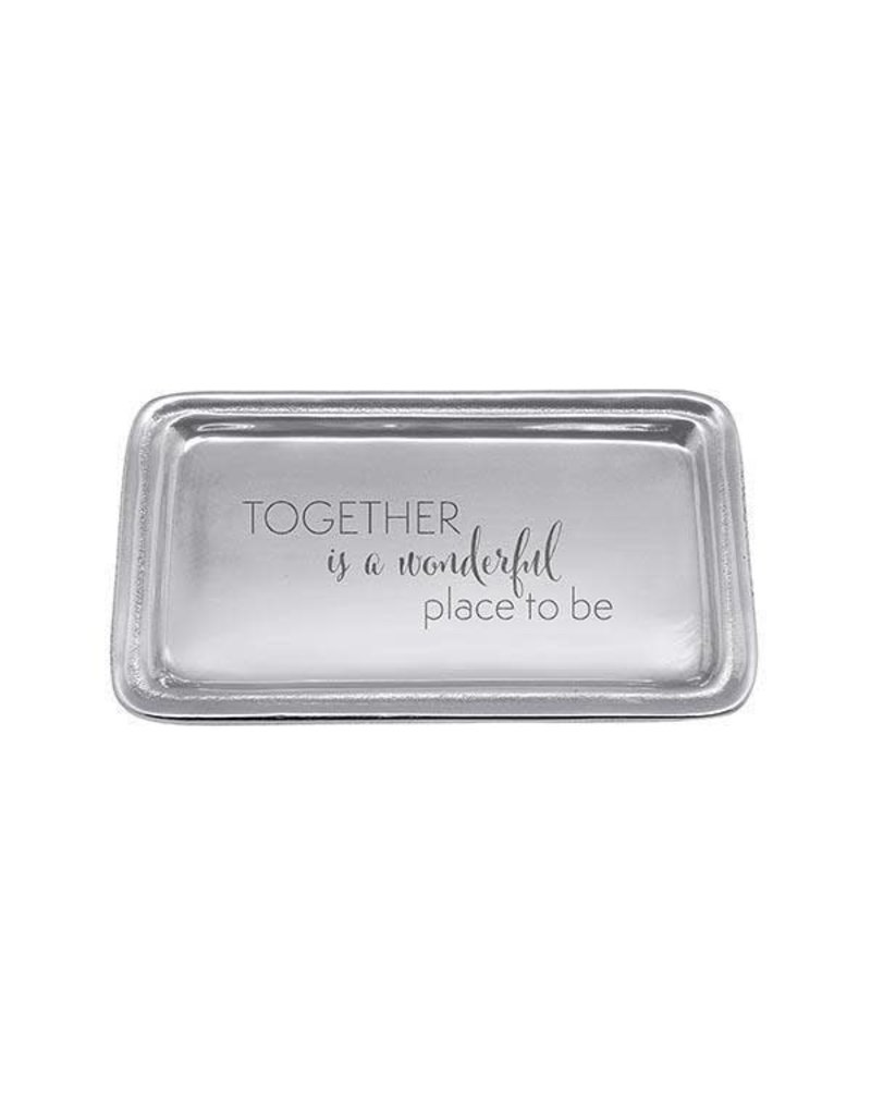 4600TWP Together Is A Wonderful Place Statement Tray