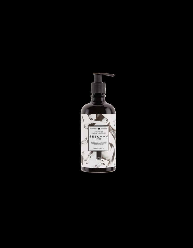 Beekman 1802 Vanilla absolute hand & body wash 12.5oz