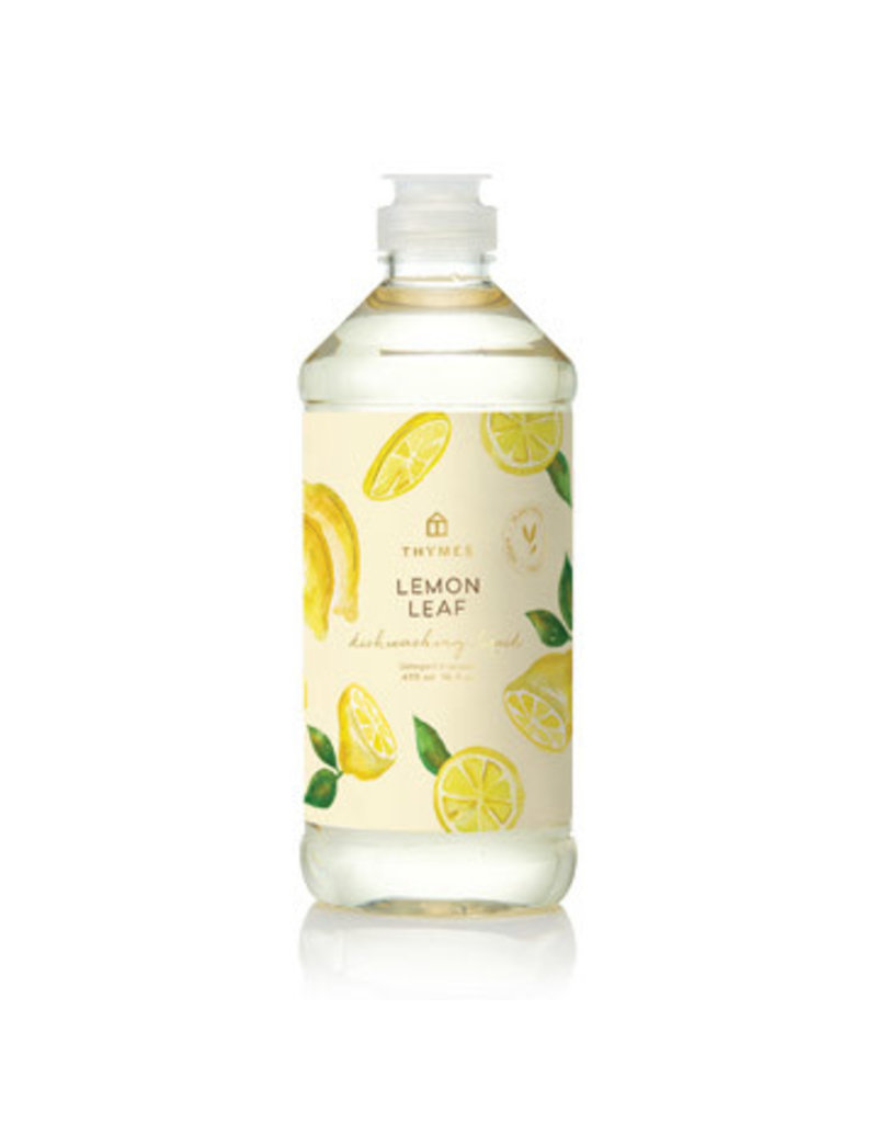 Lemon Leaf Dishwashing Liquid