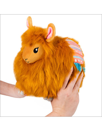 Squishable Mini Squishable Fuzzy Llama