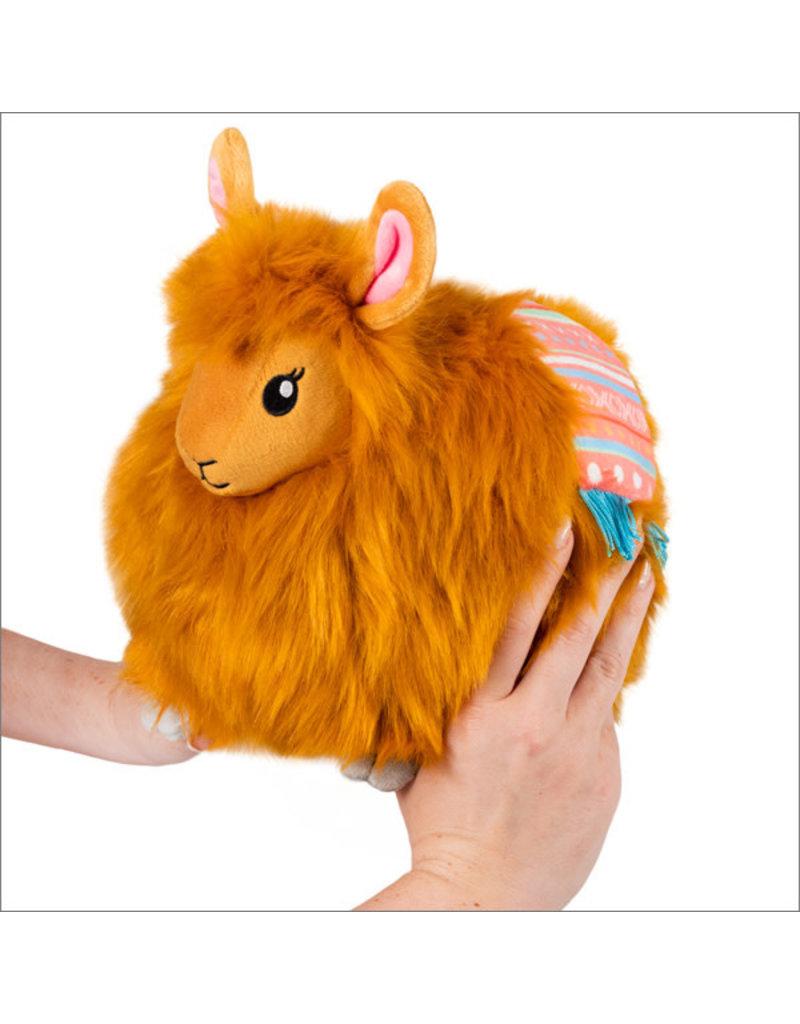 Squishable Mini Squishable Fuzzy Llama