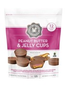 Peanut Butter & Jelly Cup 12 pc. Bag