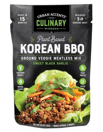 Korean BBQ Lettuce Wrap 3.6oz