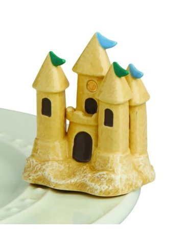 Nora Fleming A260 St Jude Magical Castle