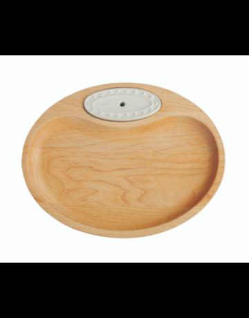 Nora Fleming N4M Maple Tidbit Dish