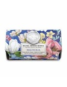 Michel Design Works Magnolia Large Bath Soap Bar