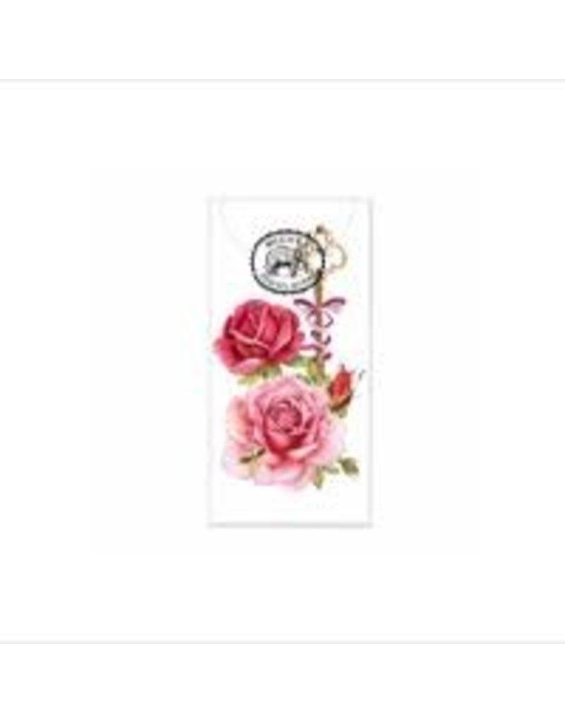 Michel Design Works Royal Rose Pocket Tissues