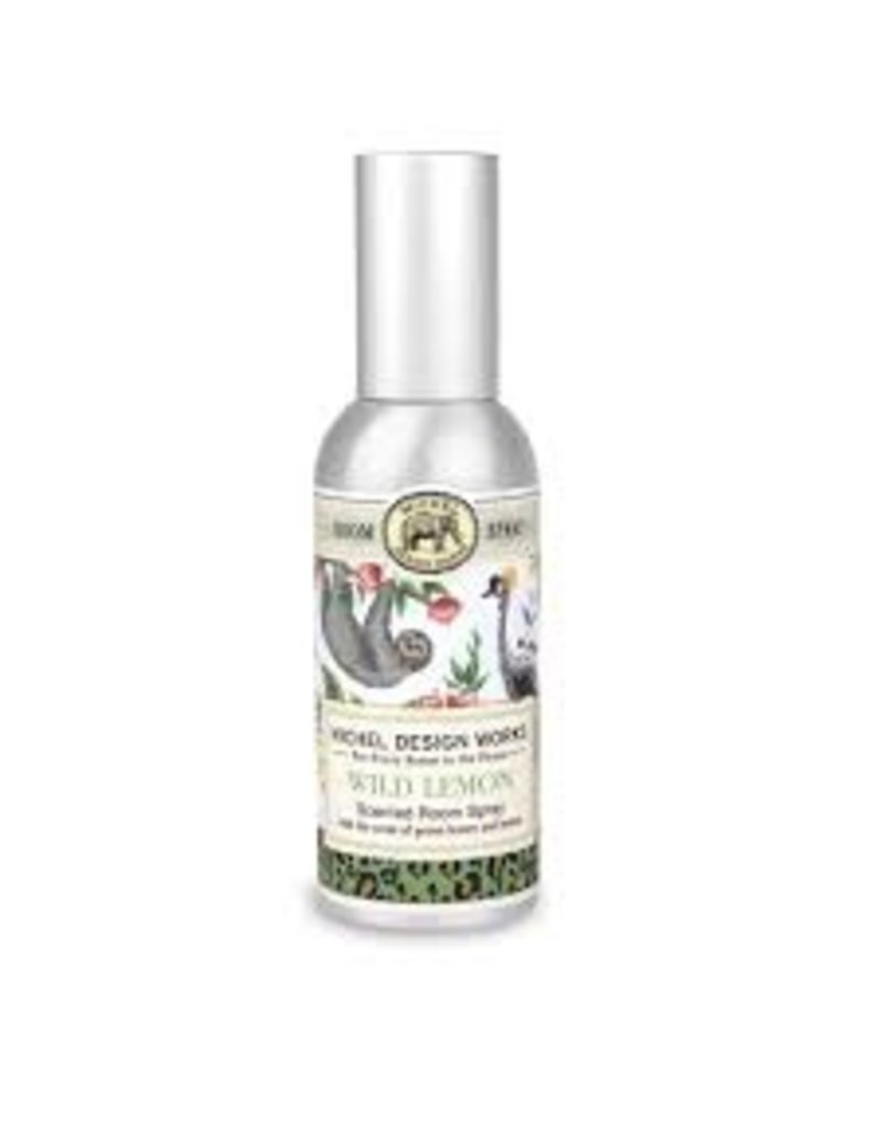 Michel Design Works Wild Lemon Home Fragrance Spray