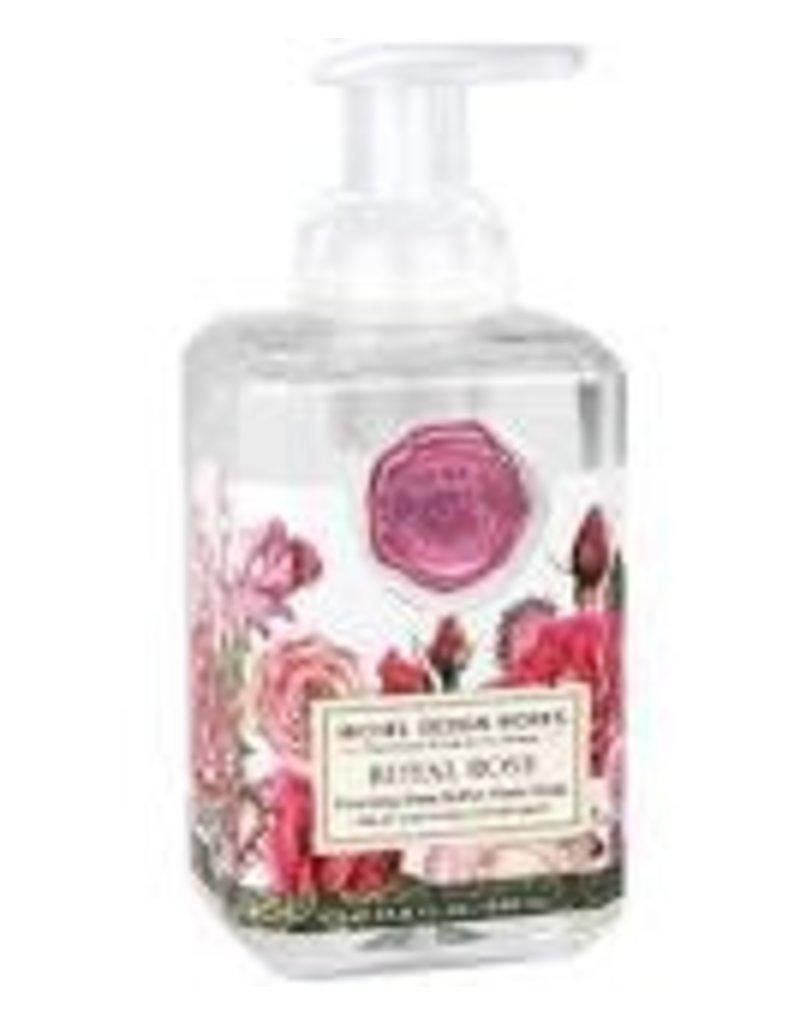 Michel Design Works Royal Rose Foaming Hand Soap