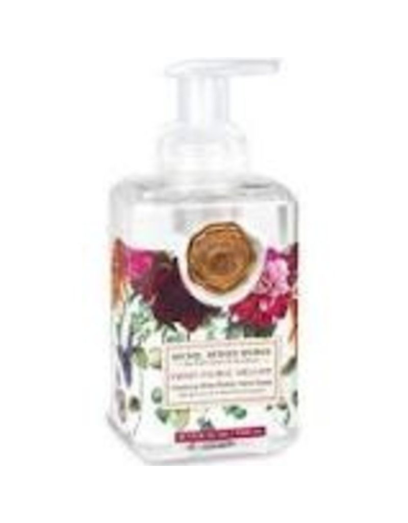 Michel Design Works Sweet Floral Melody Foaming Soap