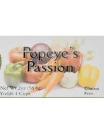 Popeye's Passion Dip
