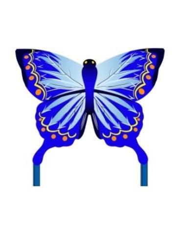 Eco: Butterfly Kite Indigo