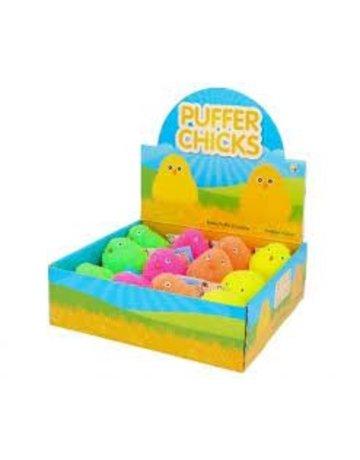 Puffer Chicks