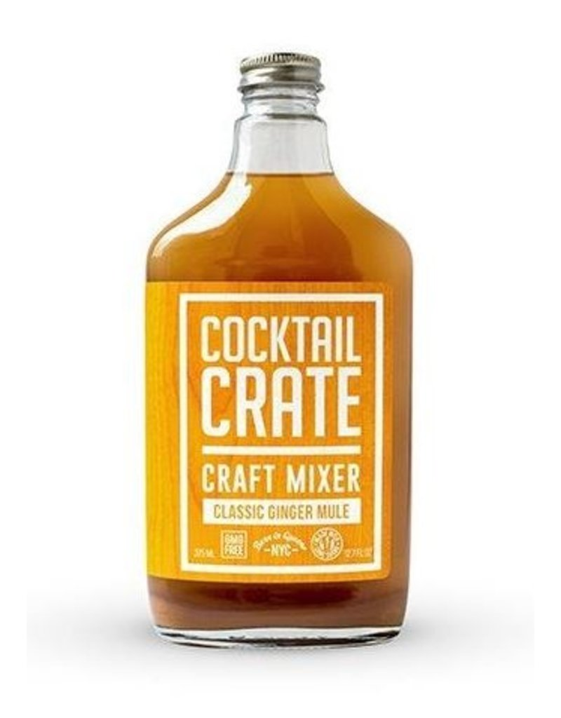 Ginger Mule Crafted Cocktail