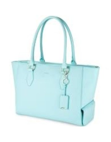 Insulated Tote Aqua