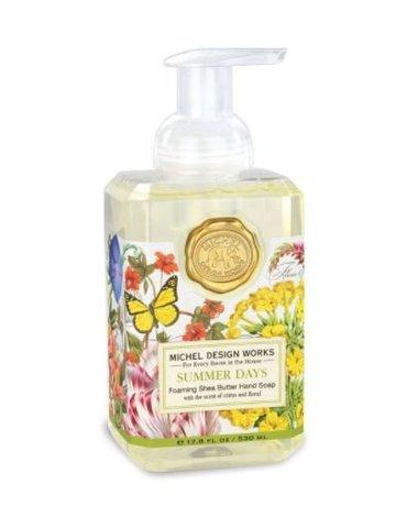 Michel Design Works Summer Days Foaming Soap