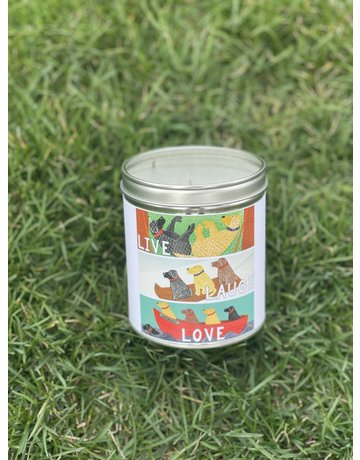 Aunt Sadies Huneck Love is Give And Take Candle