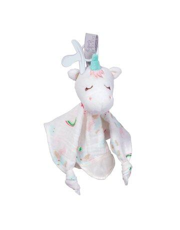 Emilie Unicorn Paci Lovey