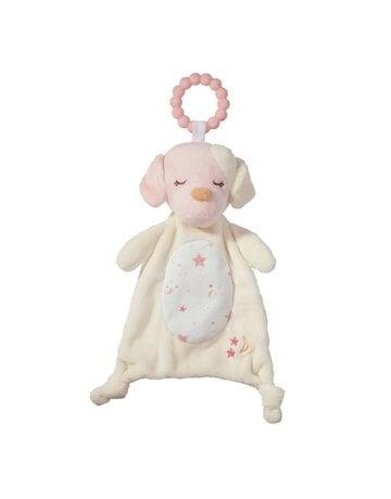 Rosy Cream Puppy Teether