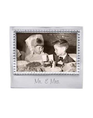 3906MM Mr. & Mrs. 4x6 Statement Frame