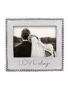 3911LA Love Always 5x7 Frame