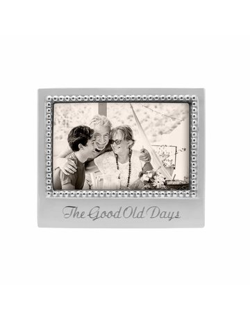 3906DY The Good Old Days Beaded 4x6 Statement Frame