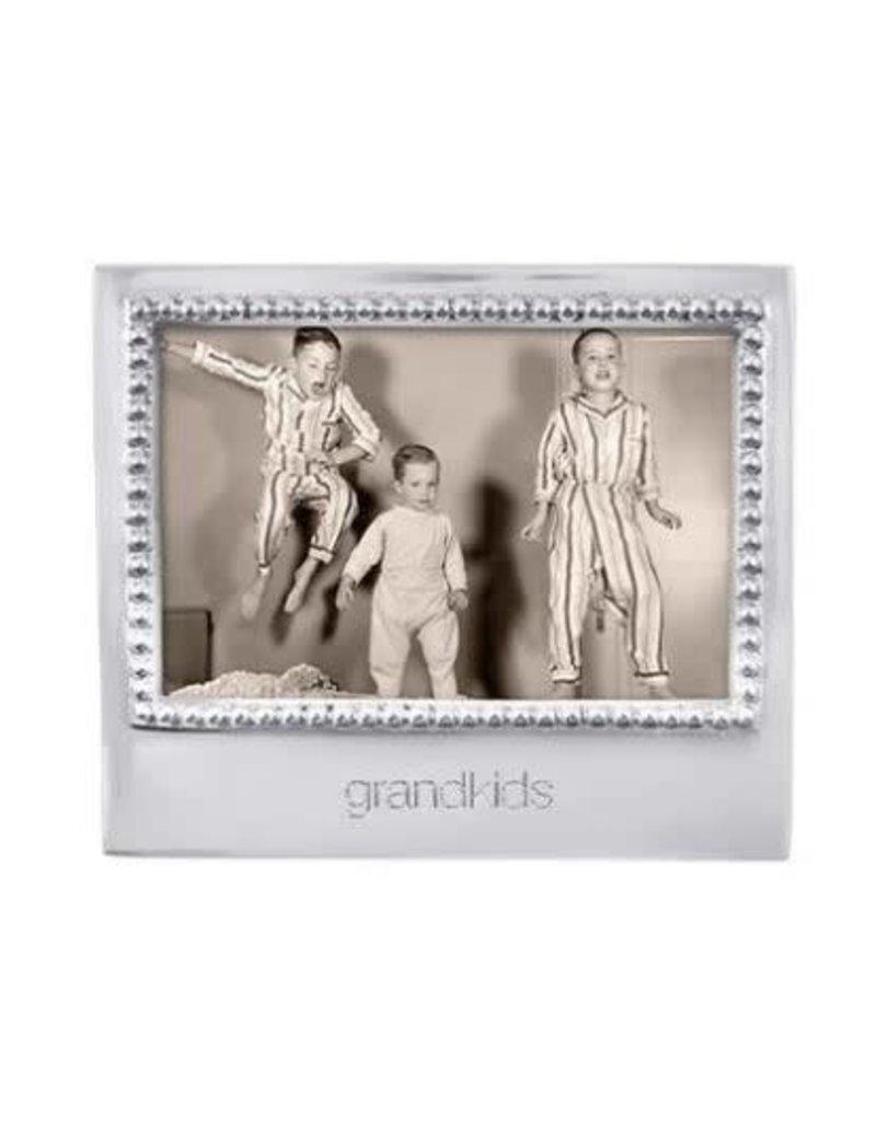 3906GR Grandkids Beaded 4x6 Frame