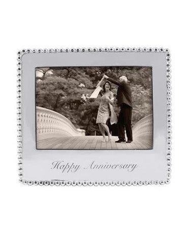 3911HA Happy Anniversary Frame 5x7