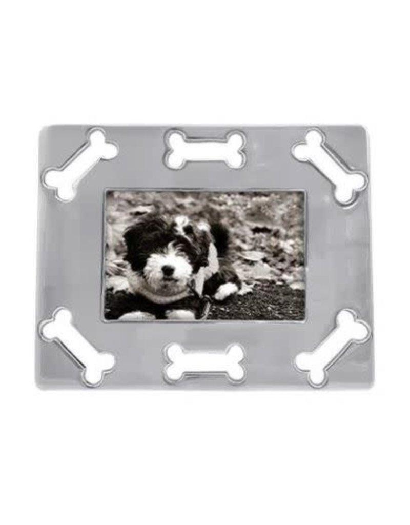 1571 Open Dog Bone Border 4x6 Frame
