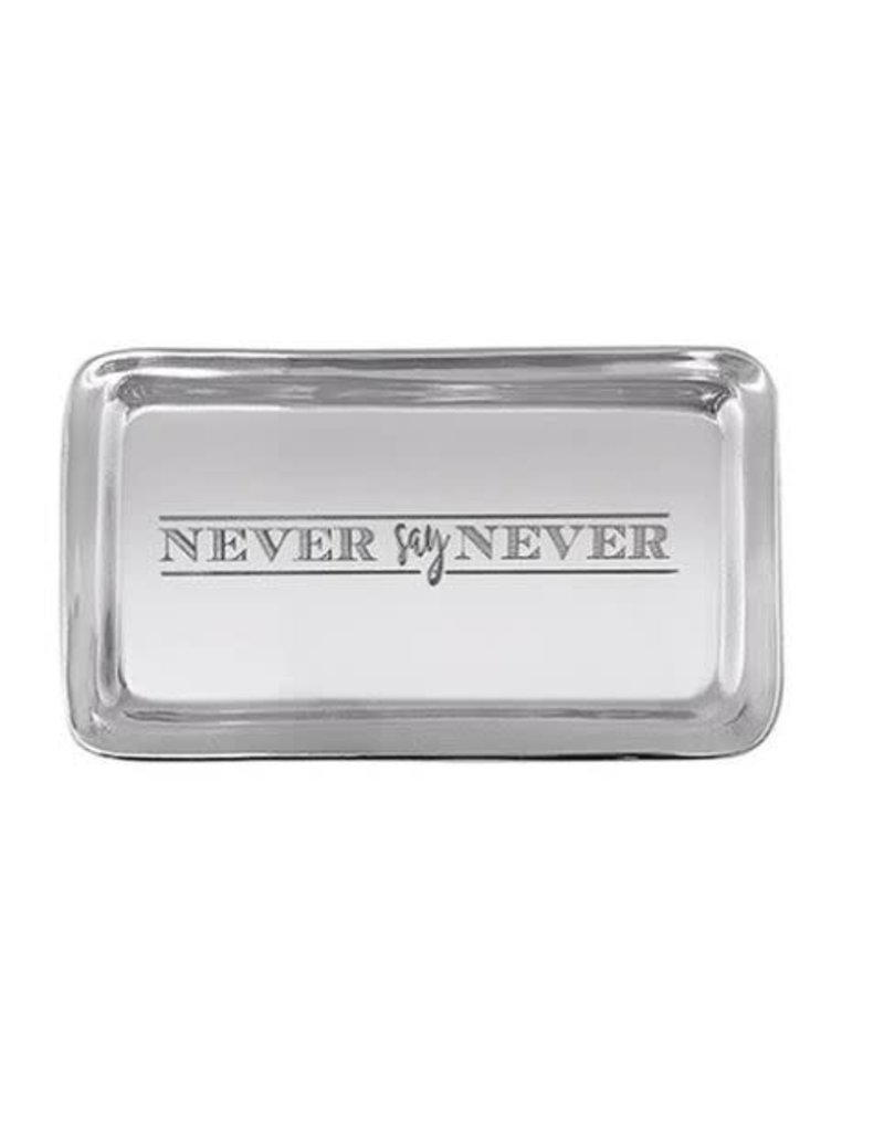 4600NS Never Say Never Signature Statement Tray
